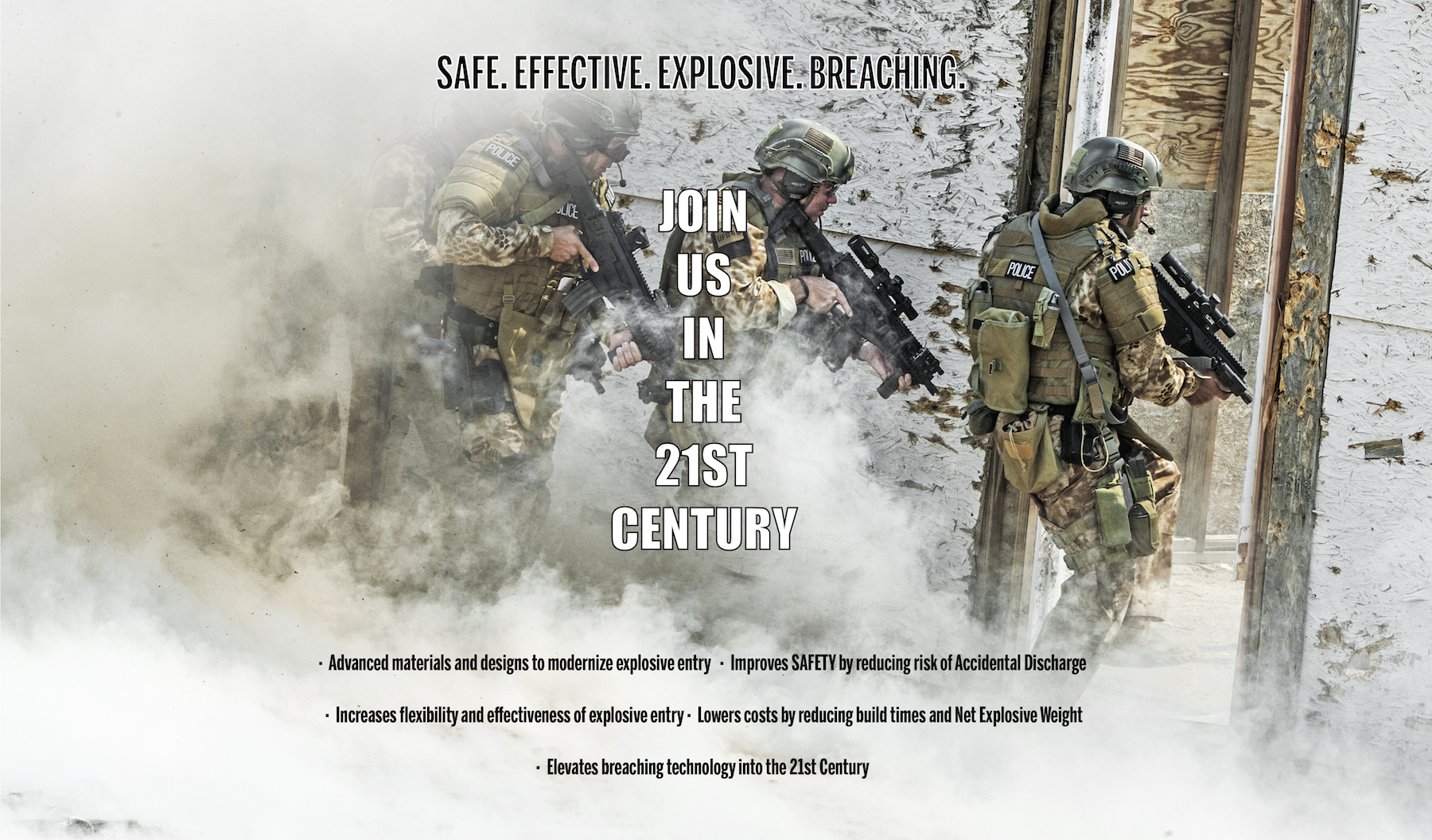 Home Page 21st Century Breaching Kit Explosive Breaching Door